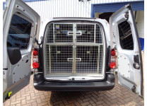 Used - Peugeot Partner Crew Van 5 seats - with Dog Cages
